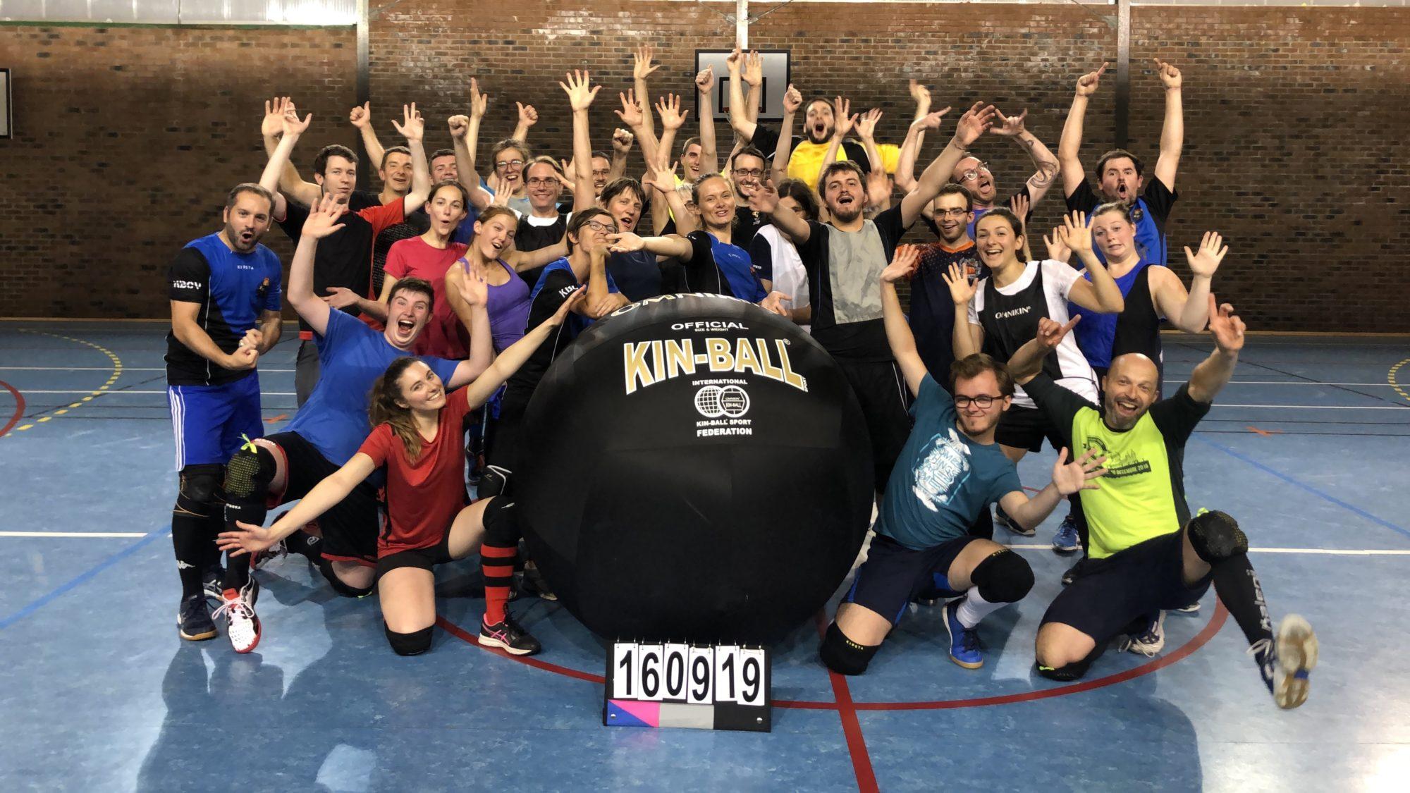 Kinball Club Villeneuvois